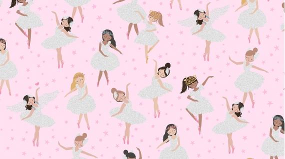 Dear Stella-Glitter Girls (Blush)