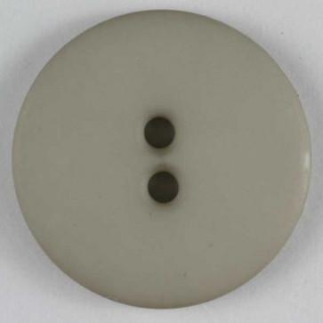 Dill Button Round 15MM Beige