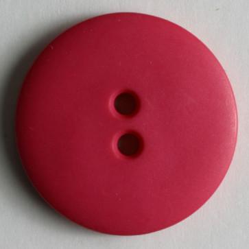 Dill Buttons Medium Round Rose Pink