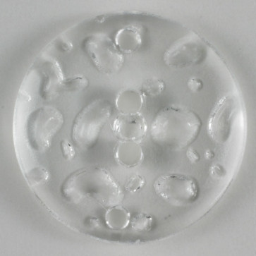 2 hole clear bubbles 250785 23MM