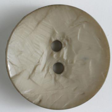Fashion Button 45mm  Beige