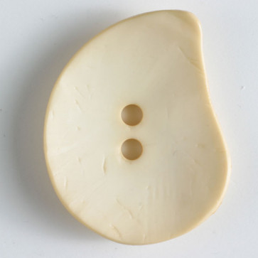 Button Paisley Beige 50MM