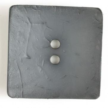 Square 2-hole Slate Button