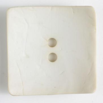 Square 2-hole Rice Button