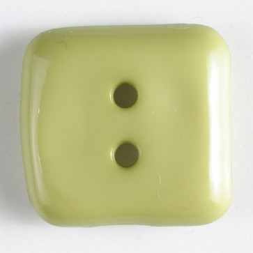 Dill Buttons Large Square Green