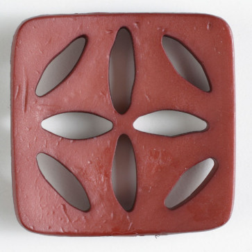 Square polyamide cut-out