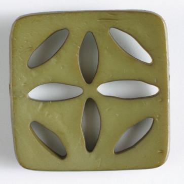N- Button Green