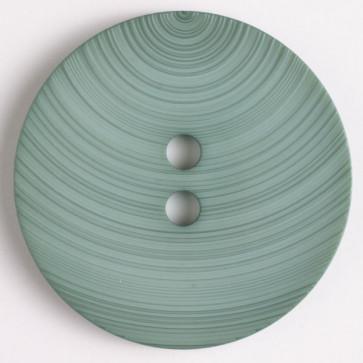 Textured Swirl Button Light Green