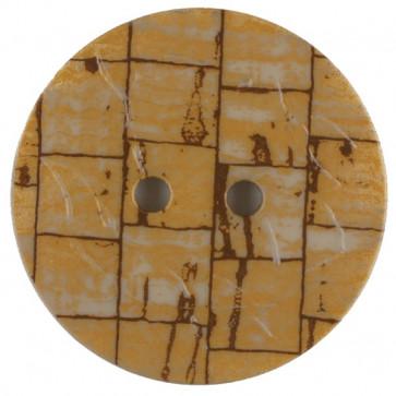 Dill Buttons Polyamide Button Beige