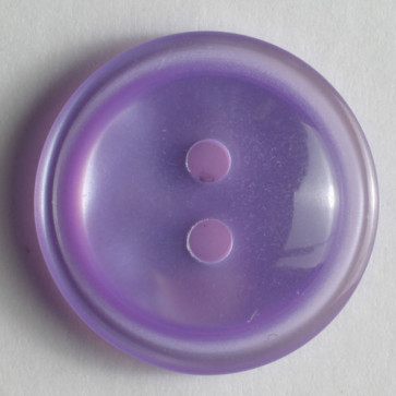 N- Button Polyester Purple