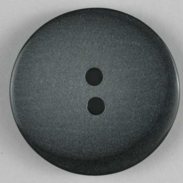 Dill Button Round Grey 15MM