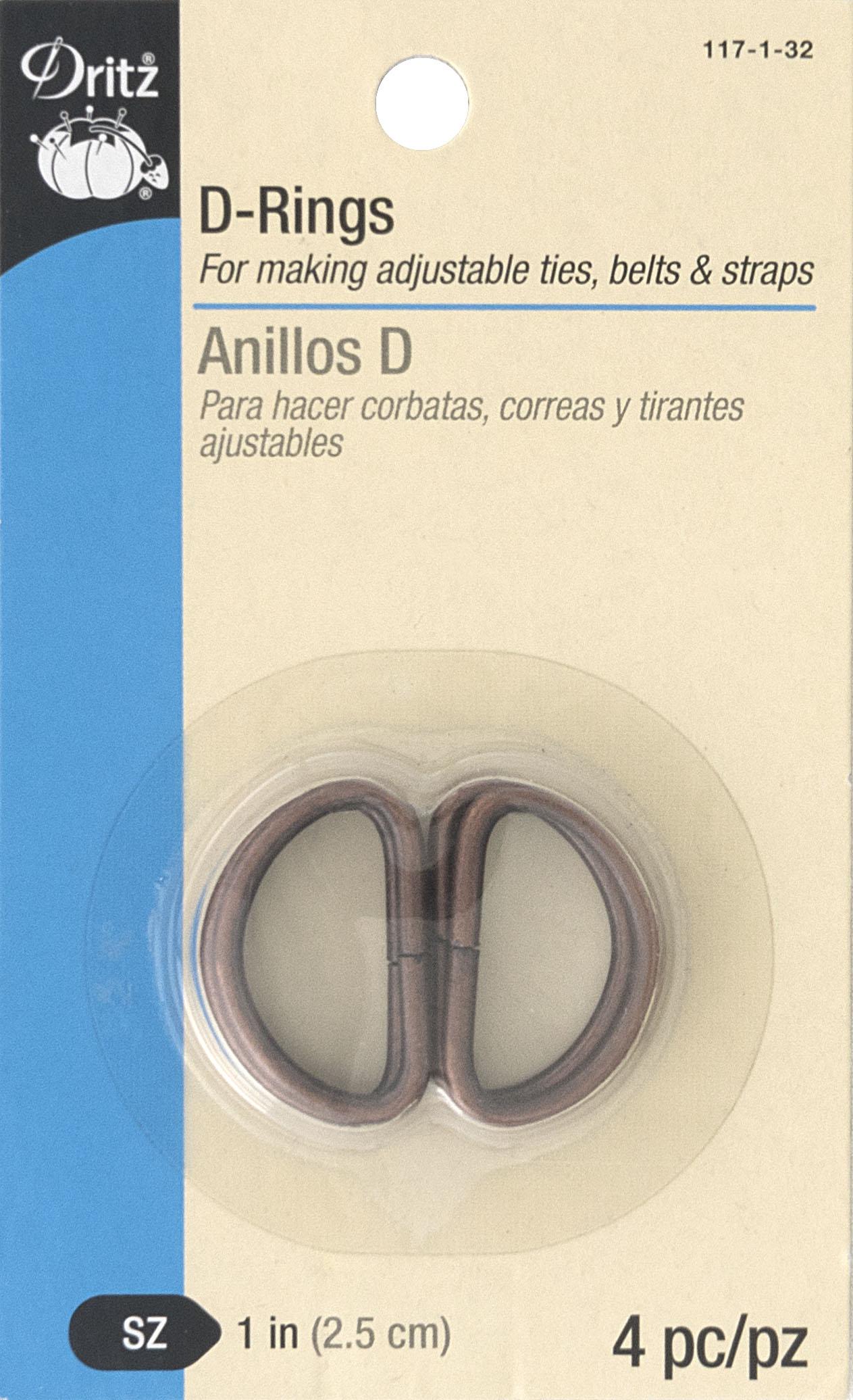 D-Rings, Copper 1