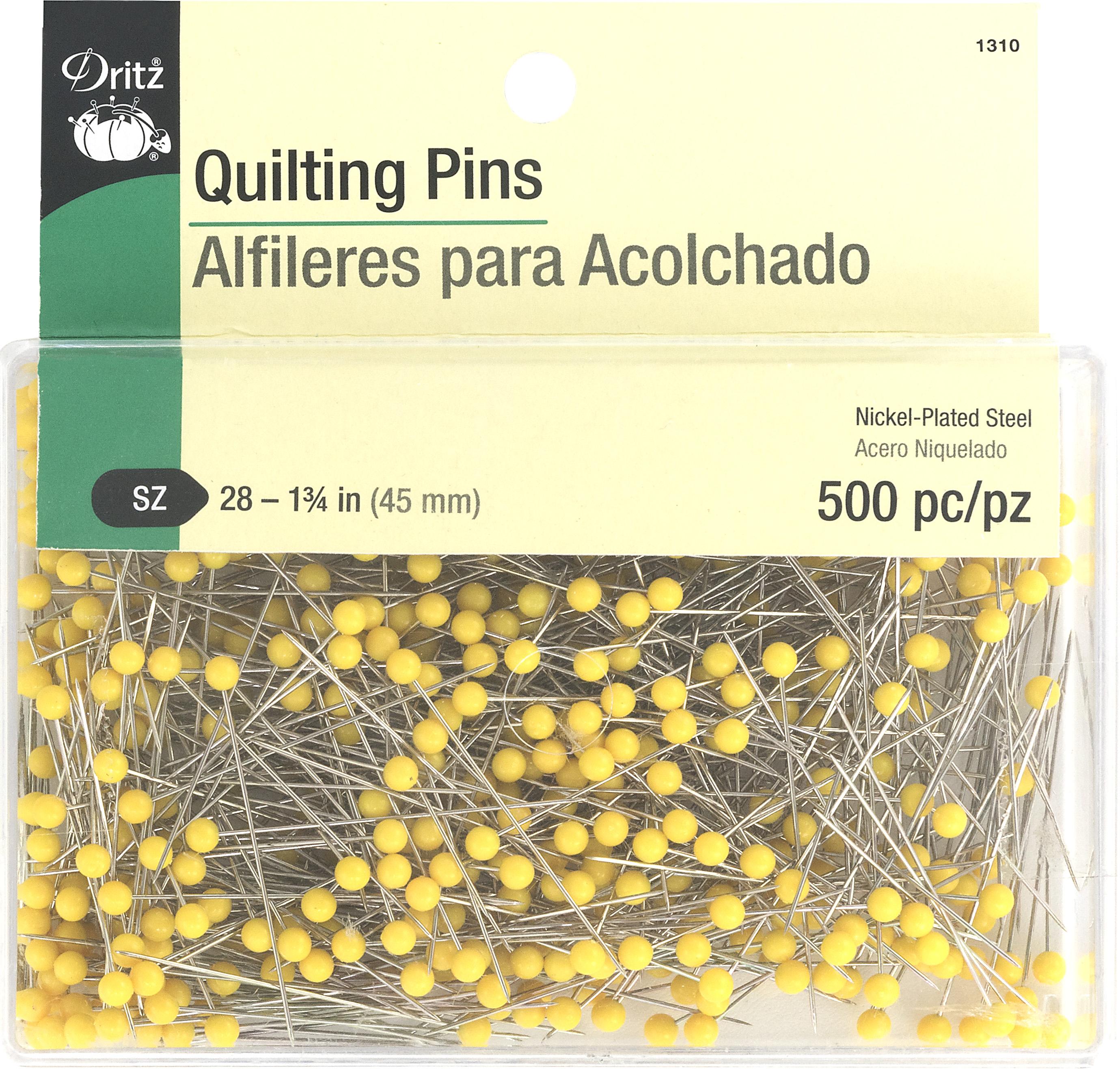 Quilting Pins Bonus Pack