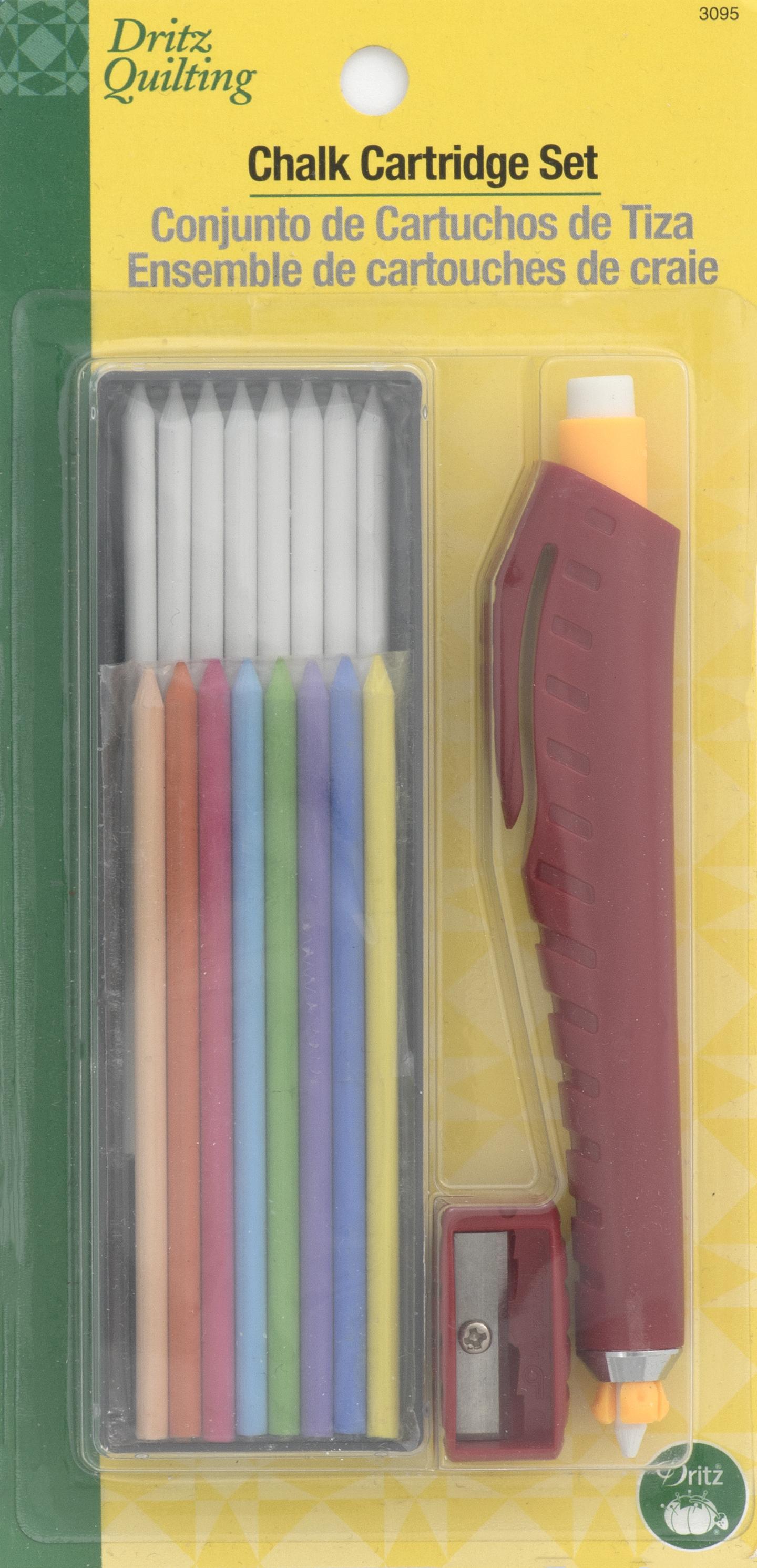 DZ3095 Chalk Cartridge Set