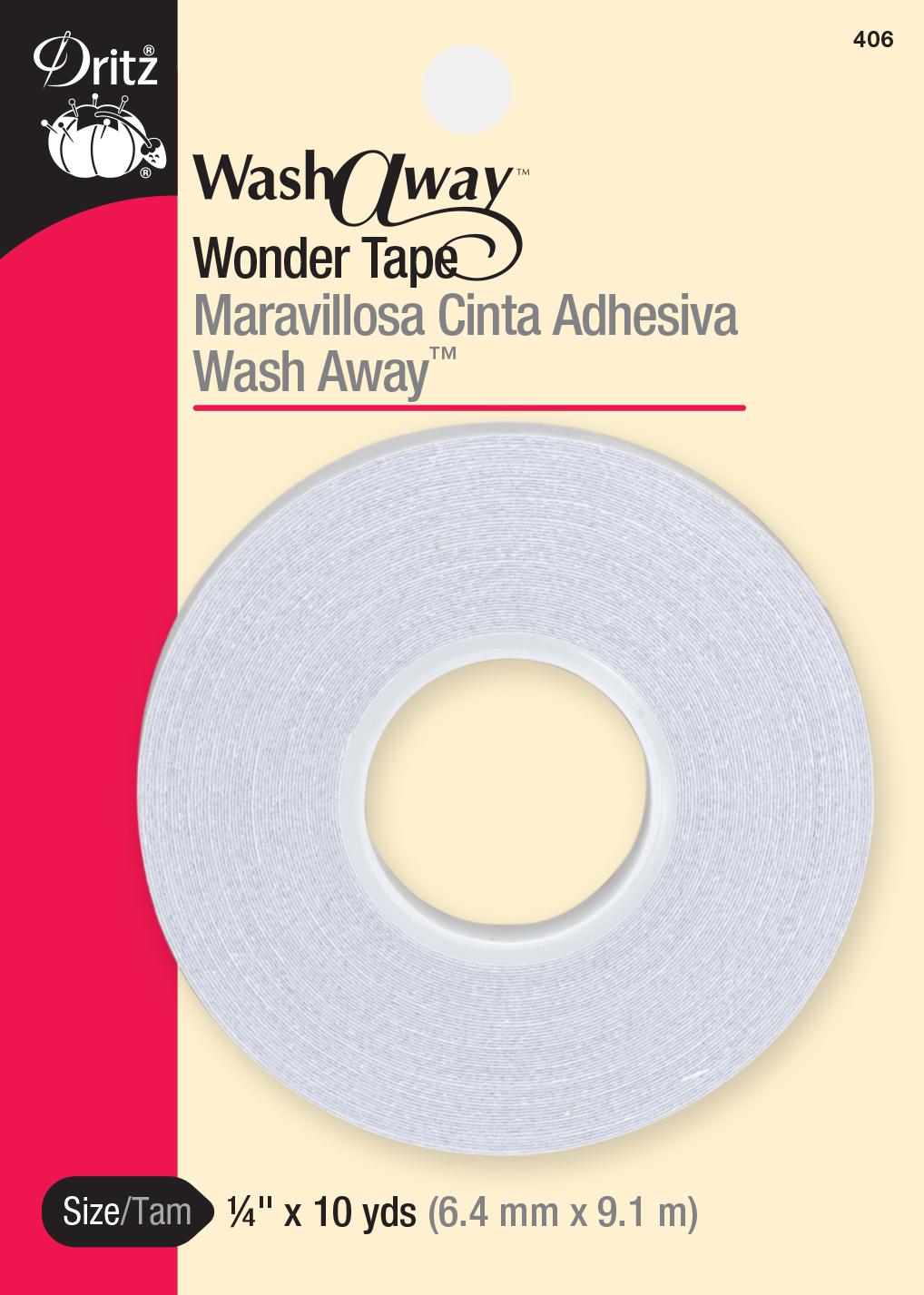 Dritz Wash Away Wonder Tape