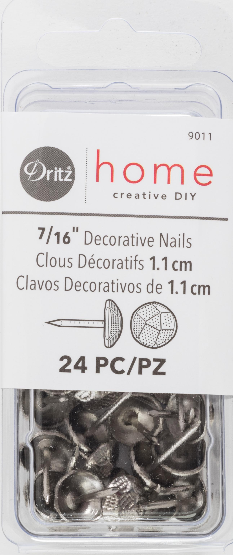 DZ9011 Decorative Nails, Nickel