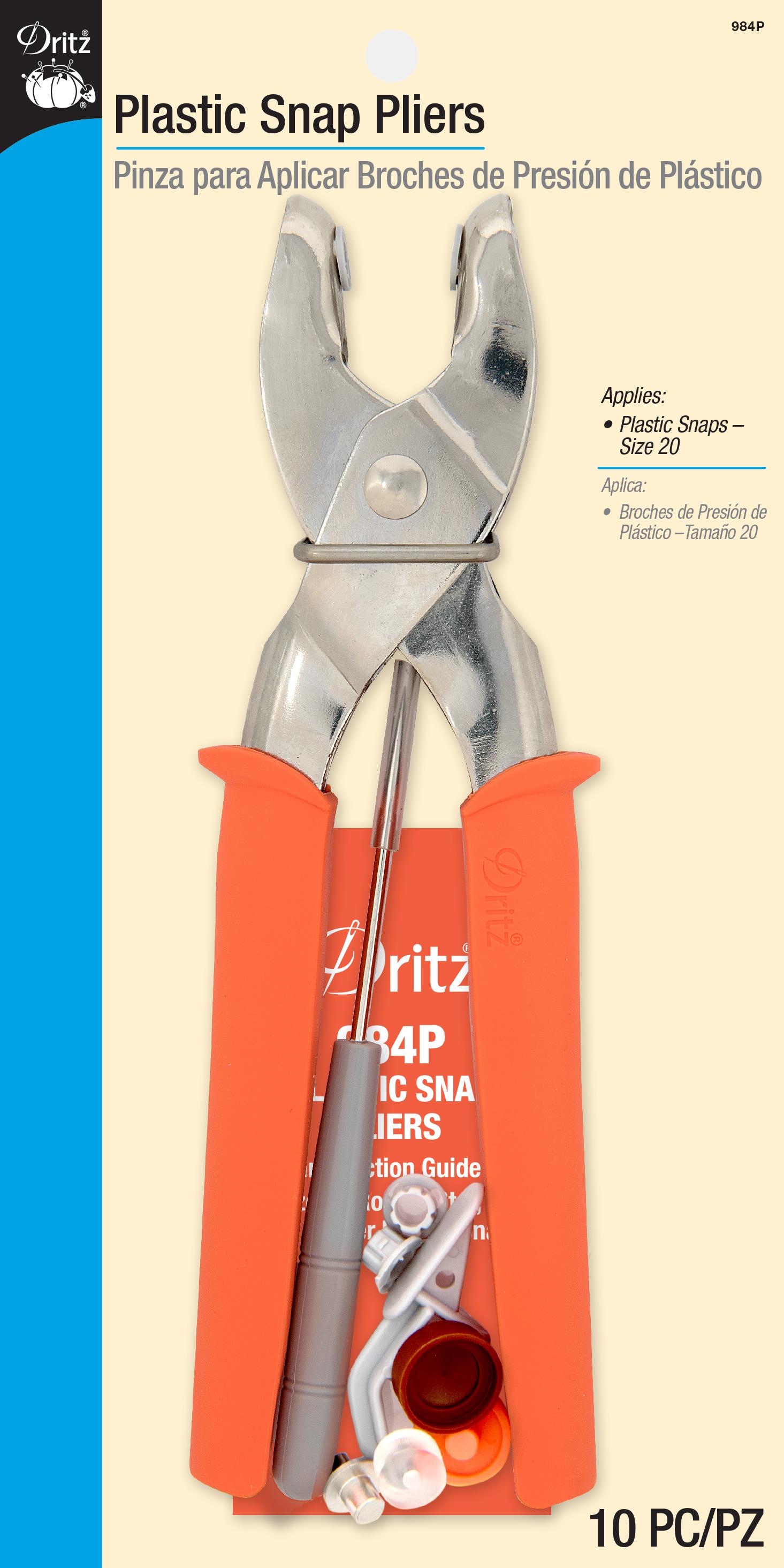 Plastic Snap Pliers-984P
