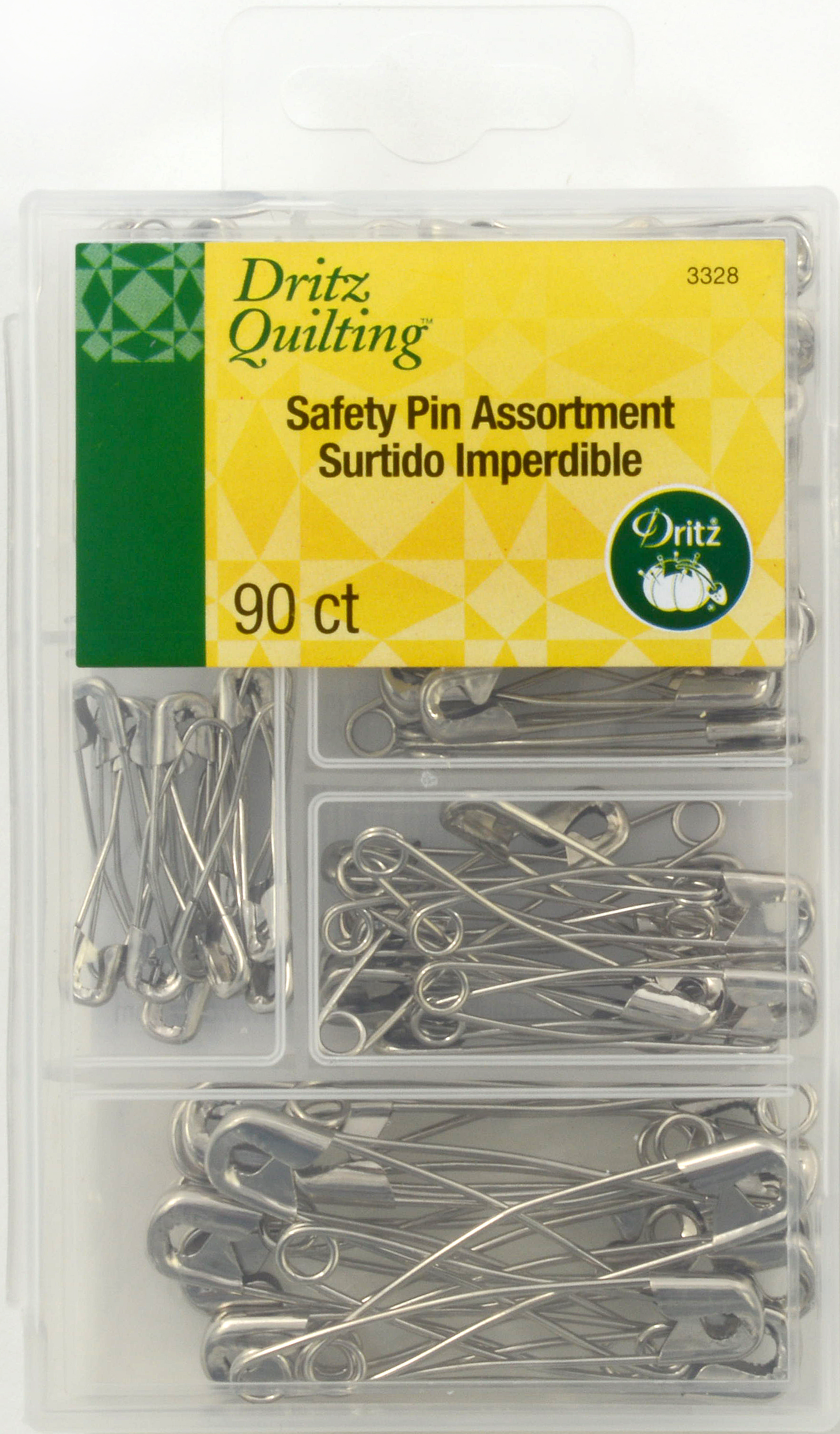 Safety Pin Assortment