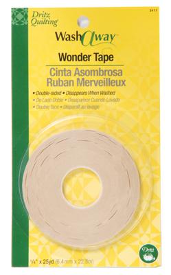DRITZ - Washaway Wonder Tape