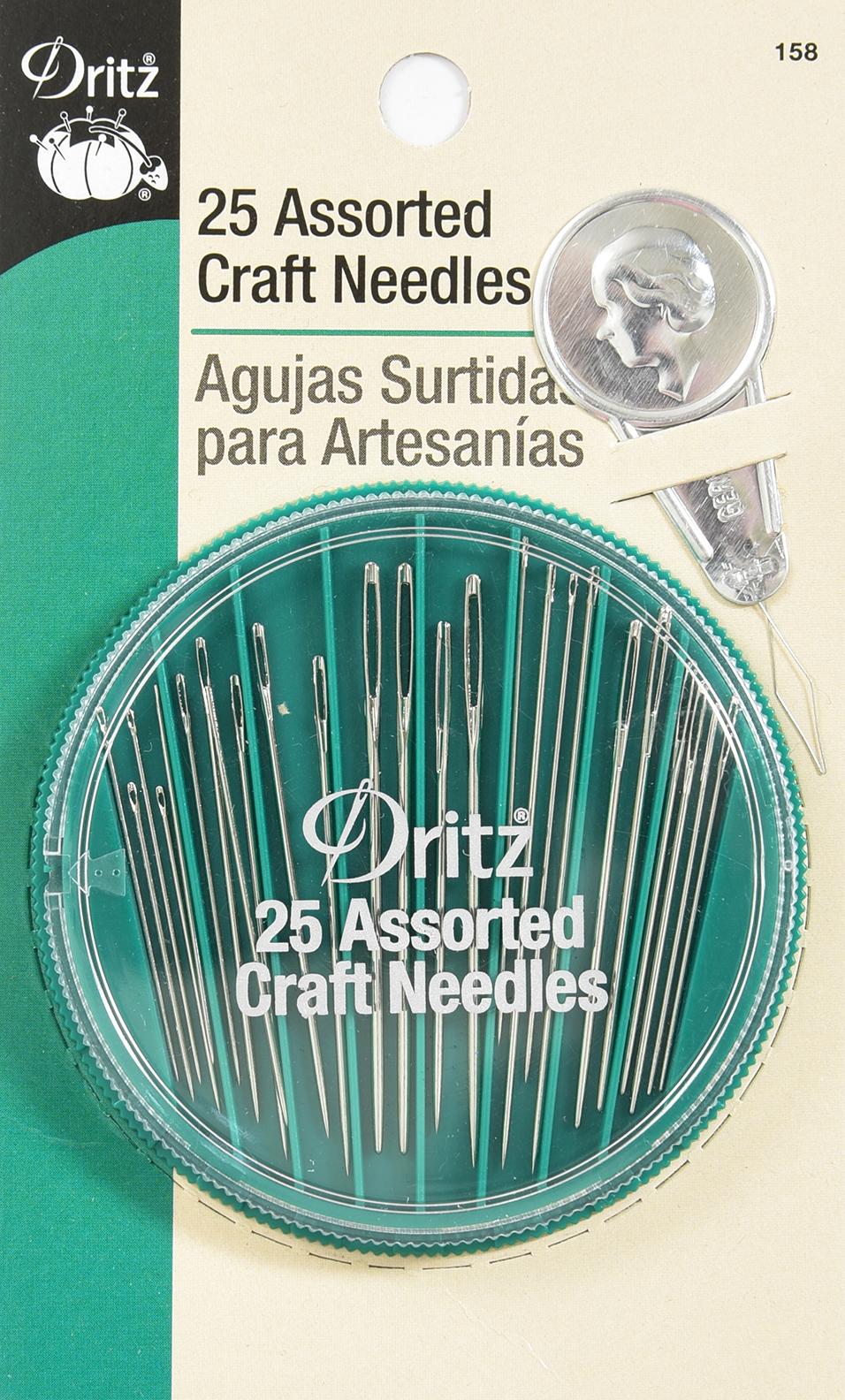 Assorted Craft Needles