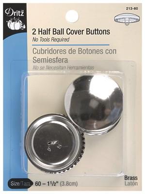 Button Cover 1 1/2