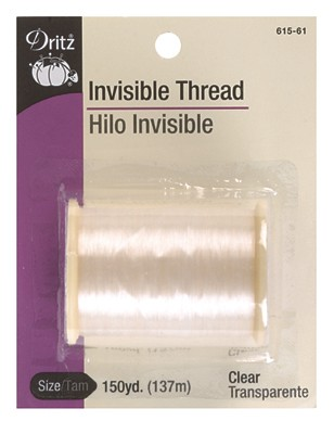 Invisible Thread Clear 615-61