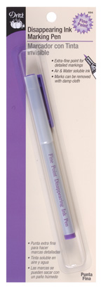 Disappearing Ink Marking Pen