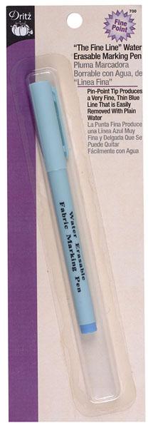 Water Erasable Marking Pen Fine Line