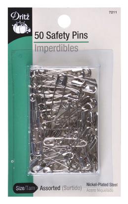 Dritz Safety Pins Assorted