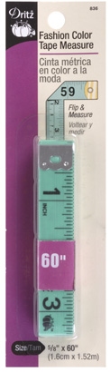 Dritz Tape Measure - Fashion Color