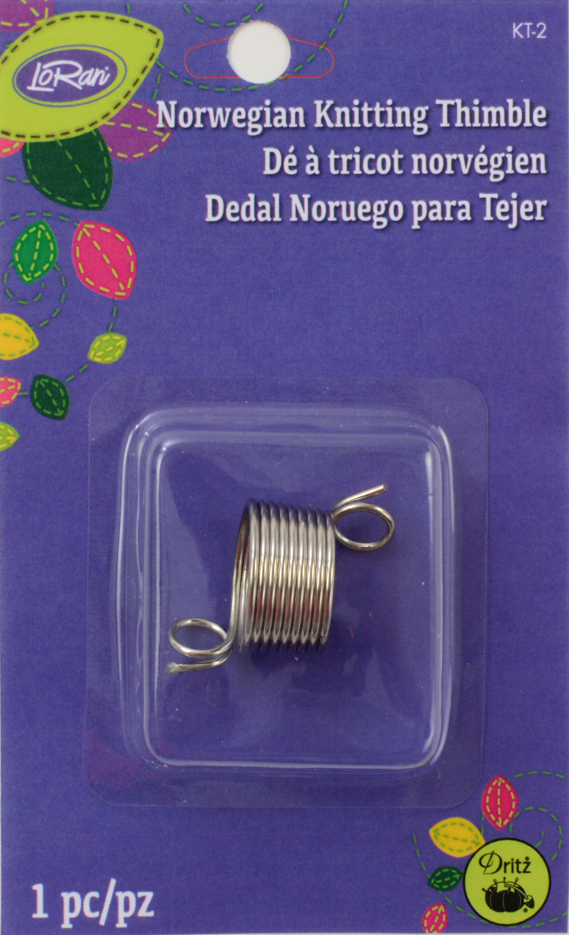 Norwegian Knitting Thimble