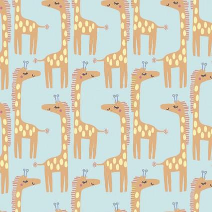 Playful Cuties II Giraffes