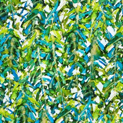 Lovitude - Green Floral