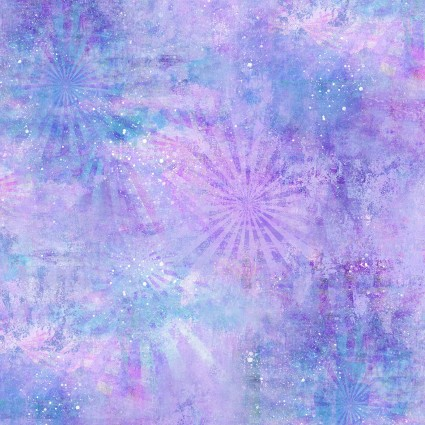 Bloom with Grace- Ray Texture Purple