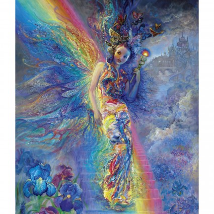 Ray of Hope Large Panel 16049-MUL