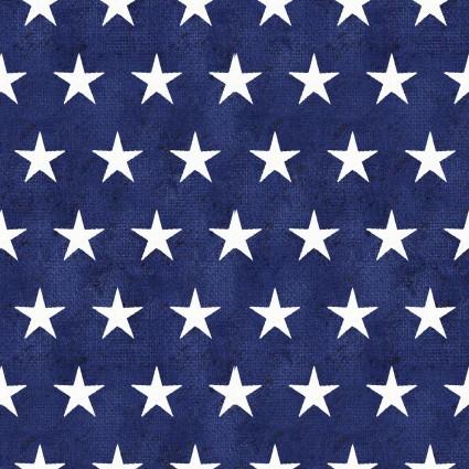 American Spirit blue, white stars