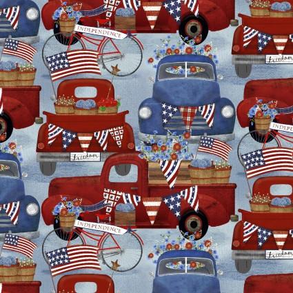 American Spirit American Trucks