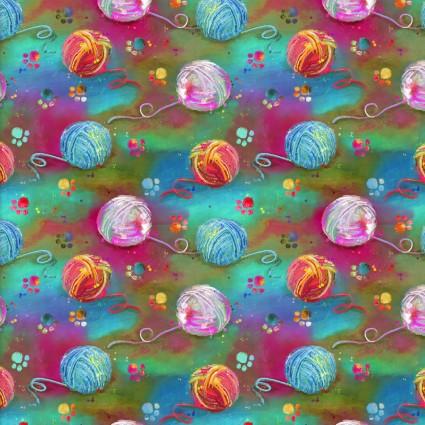 Good Kitty-Multi Yarn-16544
