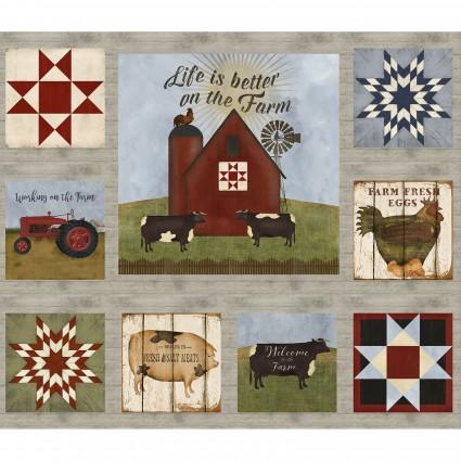 On The Farm Panel