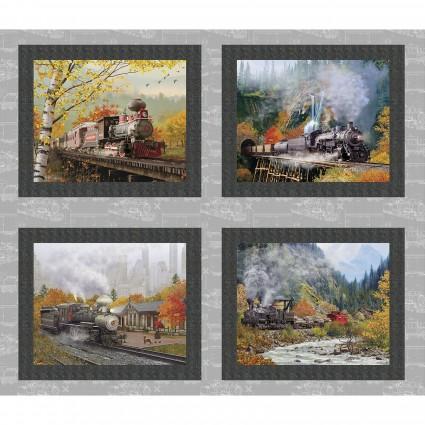 Autumn Steam Panel