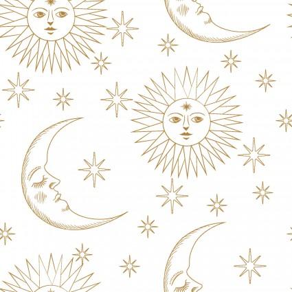 Magical Galaxy - Sun and Moon