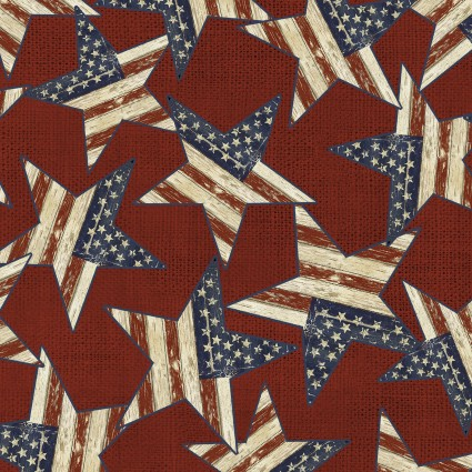 Patriotic Summer 3WI17344-RED-CTN-D
