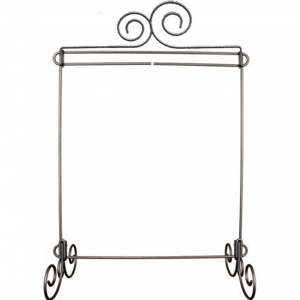 12 x 14 Double Scroll Table Stand
