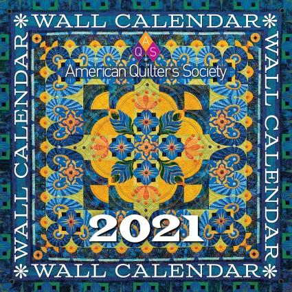 2021 Wall Calendar sue
