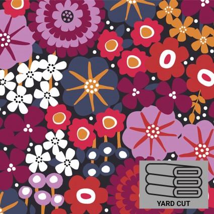 SPLASH FABRICS Laminated Cotton (Food Safe) JUANITA