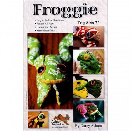 Froggie - pattern