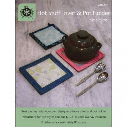 Hot Stuff Trivet and Pot Holder - Small
