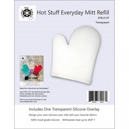 Hot Stuff Everyday Mitt Refill - Transparent