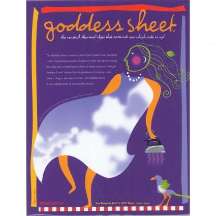 GODDESS SHEET NON-STICK THERMAL SHEET ATIGS-01
