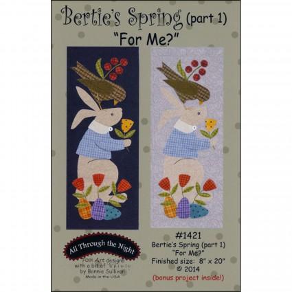 Bertie's Spring Pattern 1